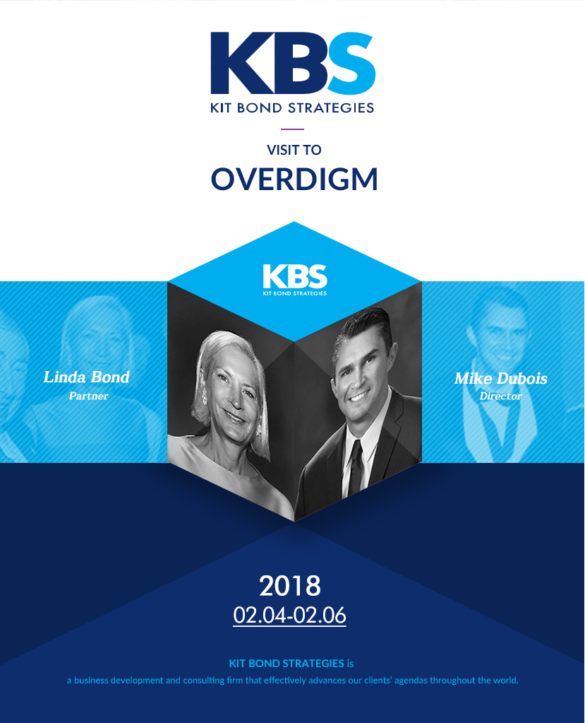 Overdigm And KBS Co-operate For Business Development