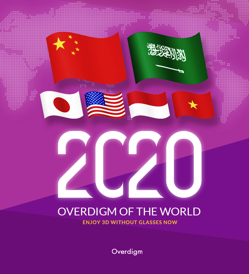 In 2020, Overdigm To Global…